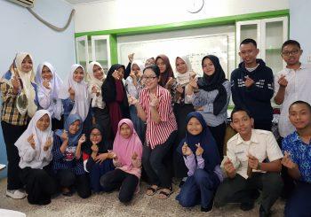 Kunjungan Mahasiswi dari AIESEC